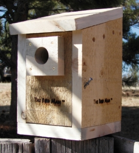 Homemade Bird Houses