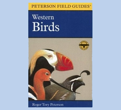 Peterson Field Guide to Western Birds