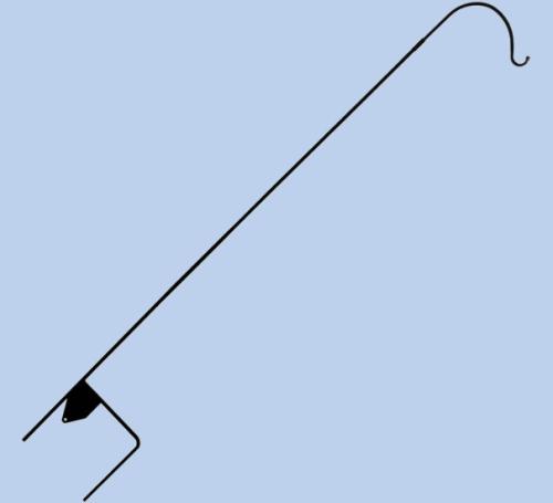 Single Shepards Pole