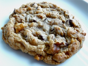 Organic Chocolate Chip Cookie Recipe